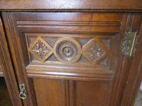 English Oak Sideboard by Gillows of Lancaster (3 of 15)