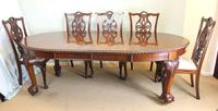 Wonderful Antique Victorian Mahogany Extending Dining Table (12 of 15)