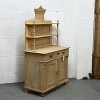 Old Pine Racked Dresser (3 of 7)