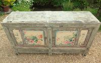 Beautiful 19th Century Chinese Hand Painted Cabinet (4 of 12)