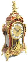 Wow! Phenomenal French Boulle Mantel Clock Rare 8-day Striking Bracket Clock Superb Condition (8 of 22)