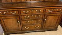 Very Good 18th Century Oak Dresser (15 of 15)