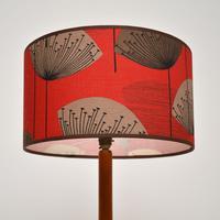 1960's Danish Vintage Teak Floor Lamp (4 of 7)