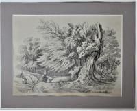 John Berney Ladbrooke Attributed, Norwich School 1853, Fine Large Sketch (2 of 5)