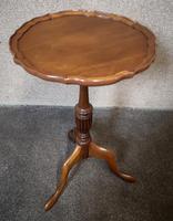 Mahogany Tripod Table / Wine Table (6 of 6)