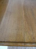 Scottish 19th Century Oak Hall Table (7 of 10)