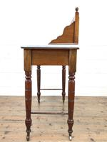 Antique Washstand with Tiled Back (9 of 10)