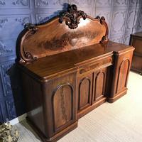 Victorian Mahogany Sideboard (3 of 17)