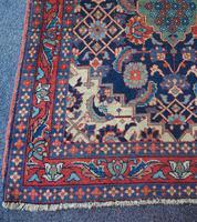 Antique Persian Hamadan Rug. Lovely Design (5 of 6)