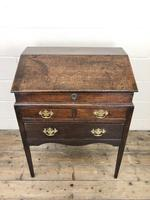 18th Century Oak Clerks Desk (4 of 12)