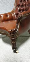 Wonderful William IV Library Chair (7 of 13)