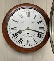 10 Inch Fusee Harrods Dial Clock (5 of 8)