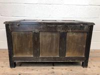 Antique Oak Coffer Blanket Box (2 of 11)