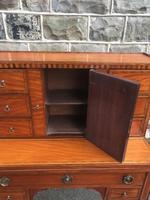 Antique Inlaid Satinwood Ladies Writing Desk (12 of 15)