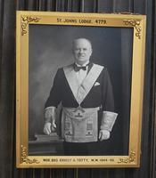 Set of Three Masonic Photographs (4 of 6)