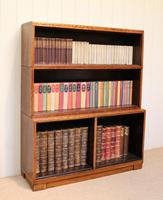 Minty Art Deco Open Bookcase (5 of 10)