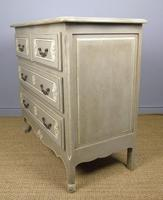 Attractive Hand Painted French Chest of Drawers (2 of 8)