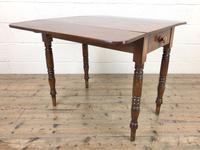 Victorian Mahogany Pembroke Table (7 of 11)