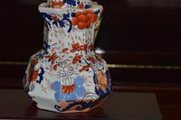 Large & Heavy 19th Century Masons Ironstone Hydra Jug or Pitcher (2 of 12)