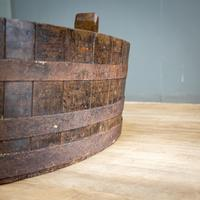 Oval Coopered Barrel (8 of 8)