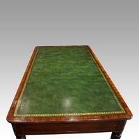 Georgian mahogany partners writing table (9 of 11)