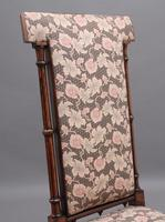 Early 19th Century Rosewood Chair in the Gothic Style (6 of 9)