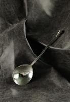 18th Century Silver Seal-top Spoon (4 of 5)