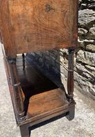Antique Georgian Oak Potboard Dresser (23 of 28)