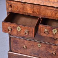 George I Walnut Bureau Bookcase c.1724 (5 of 19)