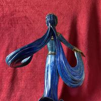 "Erte (romain De Tirtoff) Ltd Edition Bronze Sculpture ""Ecstasy"" 163/500 (14 of 16)"