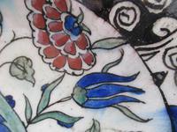 Iznik Pottery Dish c.1600 (2 of 9)