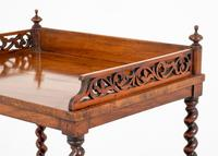 Rosewood Victorian Whatnot (4 of 9)