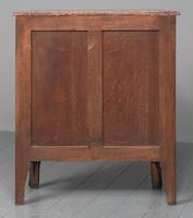 Marble Top Walnut Chest of Drawers (15 of 15)