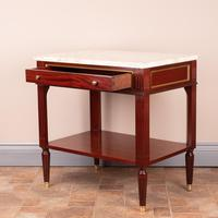 Pair of French Marble Topped Tables (6 of 14)