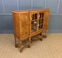 Burr Walnut Side Cabinet (13 of 18)