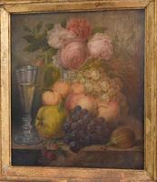 Fine Victorian Still-life Oil Painting (4 of 8)
