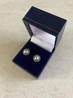 Georg Jensen Danish Silver Earrings (2 of 4)