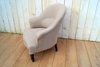 Antique  French Armchair (9 of 9)