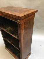 William IV rosewood bookcase (2 of 9)