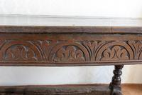 Early Oak Refectory Table (3 of 7)