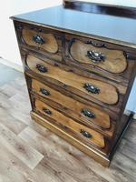 Edwardian Mahogany Chest of Drawers (11 of 13)