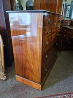 Superb Antique Edwardian Chest of Drawers (3 of 7)