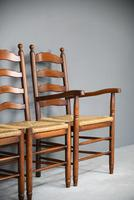 6 Ladderback Dining Chairs (5 of 11)