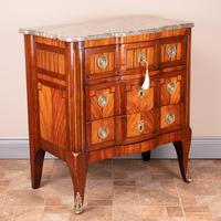 Continental 3 Drawer Commode Chest of Drawers (5 of 13)