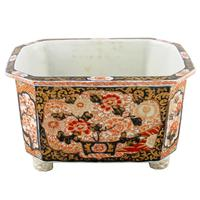 Japanese Imari Porcelain Planter (2 of 8)