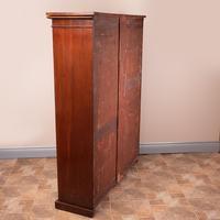 Large Mahogany Bookcase (6 of 6)