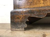 Antique Arts & Crafts Oak Sideboard Cupboard (6 of 11)