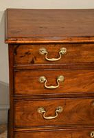 Excellent George III Mahogany Chest of Drawers (6 of 9)