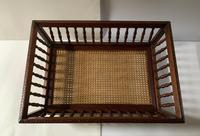 19th Century French Mahogany Dog Bed (2 of 4)