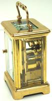 Rare Antique French 8-day Carriage Clock Classic and Sought After Design (8 of 11)